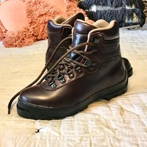 Asolo REI Chestnut leather hiking boot
